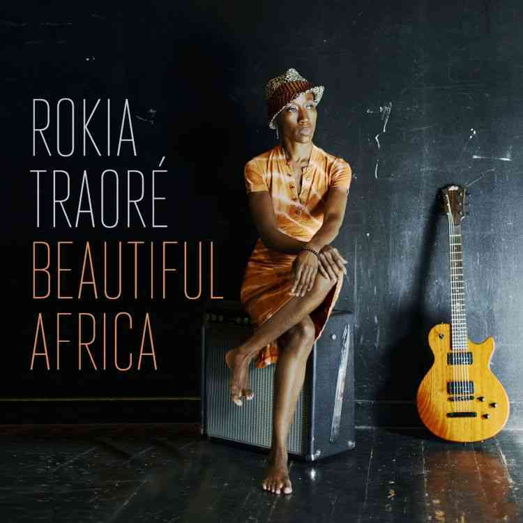 BEAUTIFUL AFRICA BY TRAORE,ROKIA (CD)